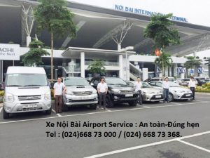 Taxi Nội Bài đi Tam Đảo giá rẻ