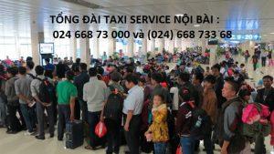 Taxi Sân Bay Nội Bài đi TP Lào Cai
