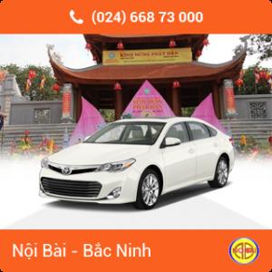 Taxi Sân Bay Nội Bài đi GIA BÌNH Bắc Ninh