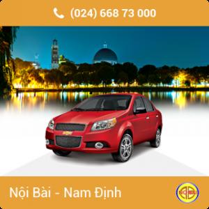 Taxi Nội Bài đi Hải Hậu Nam định