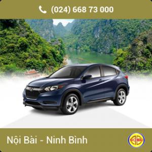 Taxi Nội Bài đi TP Ninh Bình giá rẻ