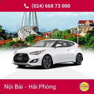 Taxi Nội Bài đi TP Hải Phòng giá rẻ
