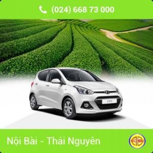 Taxi Nội Bài đi TP Thái Nguyên