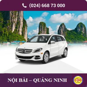 Taxi Nội Bài đi Vân Đồn Quảng Ninh giá rẻ