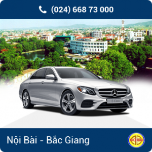Taxi Nội Bài đi Việt Yên Bắc Giang giá rẻ