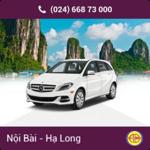 Taxi Nội Bài đi TP Hạ Long Quảng Ninh