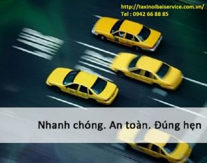 Taxi Sân Bay Nội Bài đi Yên Bái/Taxi Noi Bai Service Airport