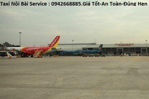 Đơn vị phục vụ hàng hóa Sân Bay Nội Bài-Taxi Nội Bài Service
