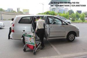 Taxi Nội Bài đi Cầu Giấy
