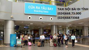 Taxi Sân Bay Nội Bài đi TUYÊN QUANG