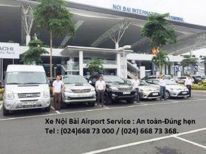 Taxi Nội Bài đi Ba Đình