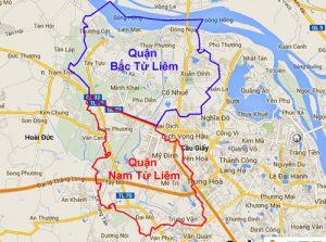 Taxi Nội Bài đi Từ Liêm