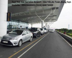 Taxi đón Sảnh A1 Sân Bay Nội Bài/Taxi Nội Bài Service