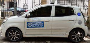 Số Tổng đài và Bảng giá Taxi Hương Lúa Hà Nội