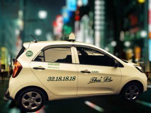 Số Tổng đài và Bảng giá Taxi Thủ Đô Hà Nội