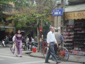 Đón Taxi Nội Bài về Phố Hàng Bè Hoàn Kiếm.Giá:250k/4 chỗ