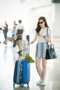Trang phục nên mặc khi đi bay tại Sân Bay Nội Bài