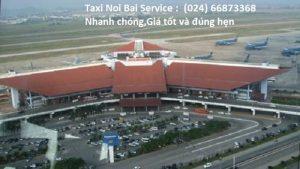 Tổng Đài Taxi Sân Bay Nội Bài