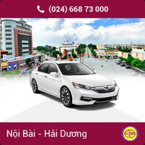 Giá cước Taxi Nội Bài đi Thành phố Hải Dương,Taxi Nội Bài đi các tỉnh trọn gói