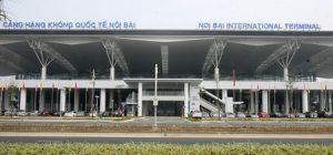 Nhà Ga t2 Sân Bay quốc tế Nội Bài