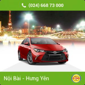Taxi Nội Bài đi Hưng Yên giá rẻ
